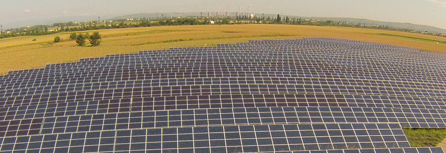 Centrala fotovoltaica 2MW la Ghighiu, Prahova